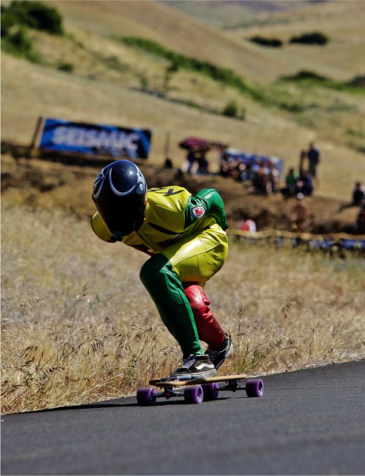 bearing skate race